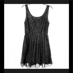 🖤🌸 ISSI Black Mini Dress 🌸🖤